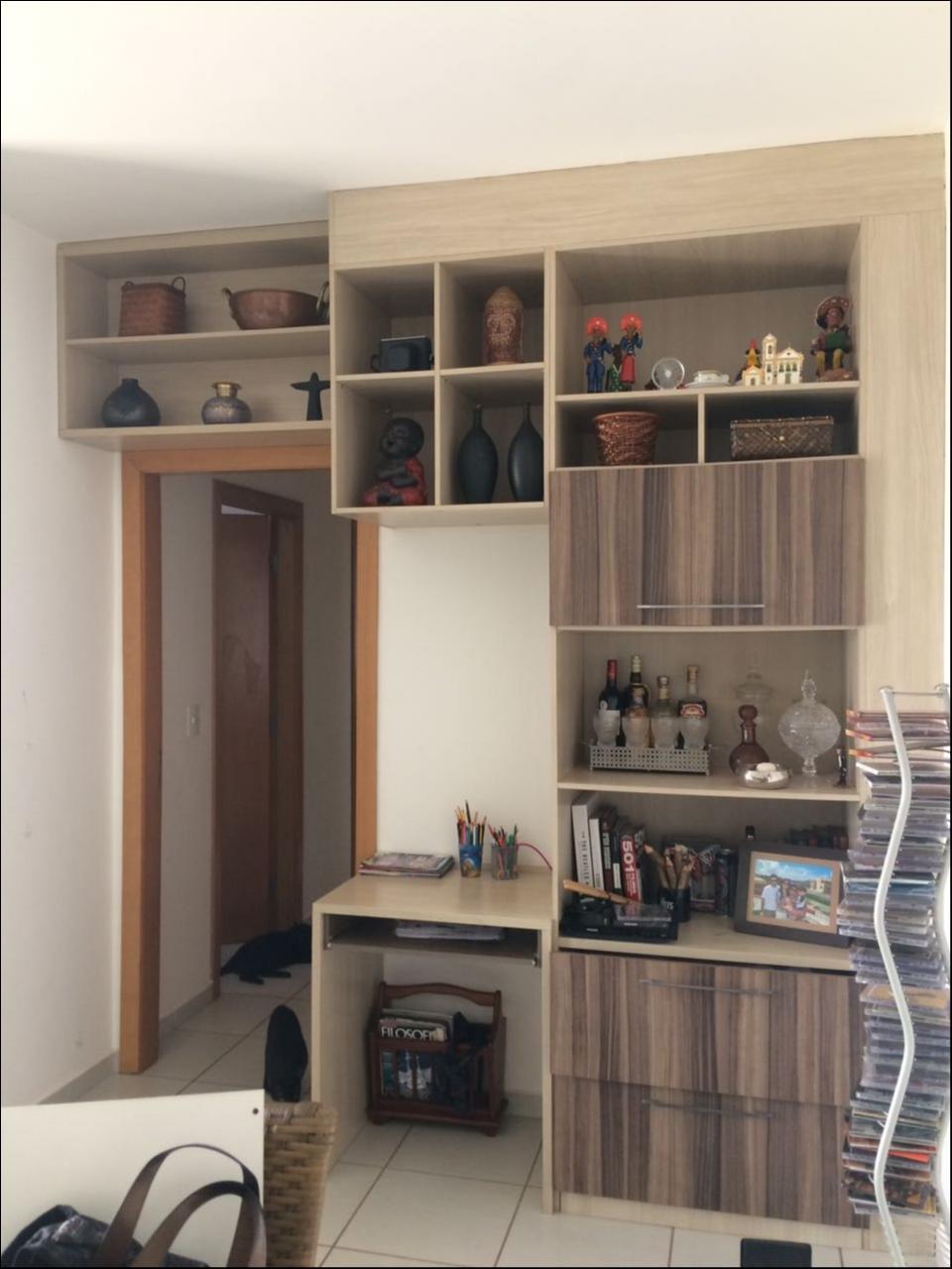 Apartamento para aluguel,  com 3 quartos sendo 1 suite no Duque de Caxias em Cuiabá MT 101 11127