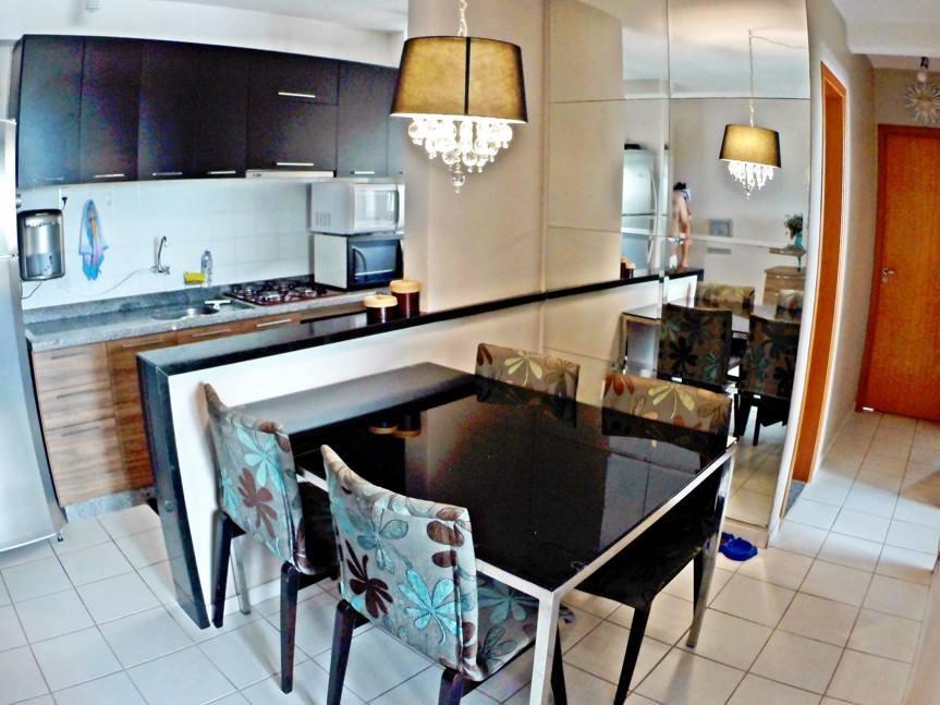 Apartamento à venda,  com 3 quartos sendo 1 suite no Porto em Cuiabá MT 101 11833
