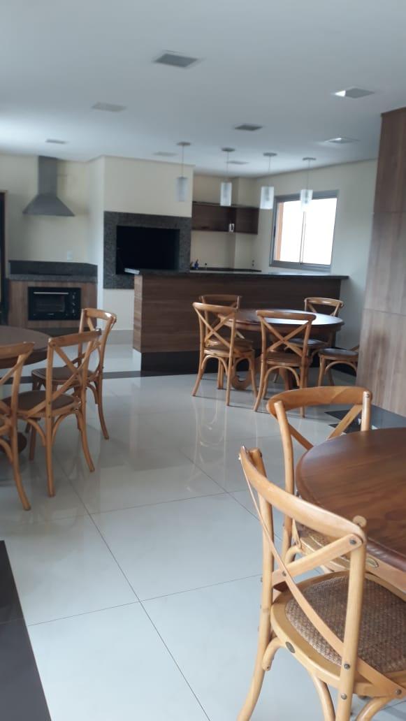 Apartamento à venda,  com 2 quartos sendo 1 suite no EDIFÍCIO JARDIM OLIVIA em Cuiabá MT 101 11987