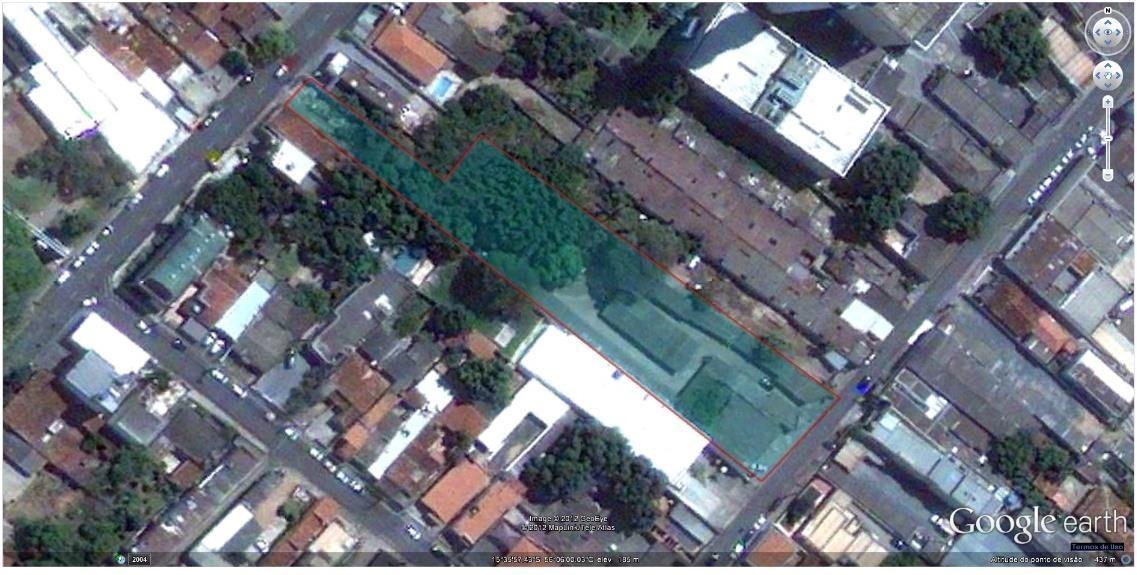 Terreno  no CENTRO, Cuiabá  - MT