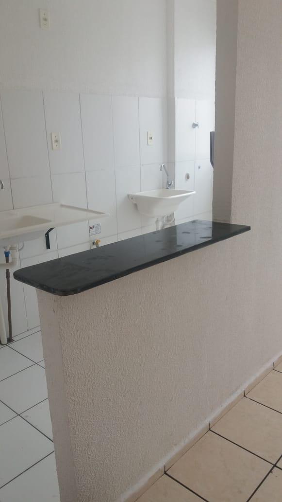 Apartamento à venda,  com 2 quartos no CHAPADA DOS CRISTAIS VG  em Várzea Grande MT 101 12168