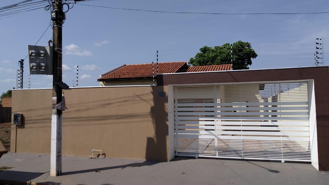 Casa para aluguel,  com 3 quartos no CHAPEU DO SOL em Várzea Grande MT 101 12179