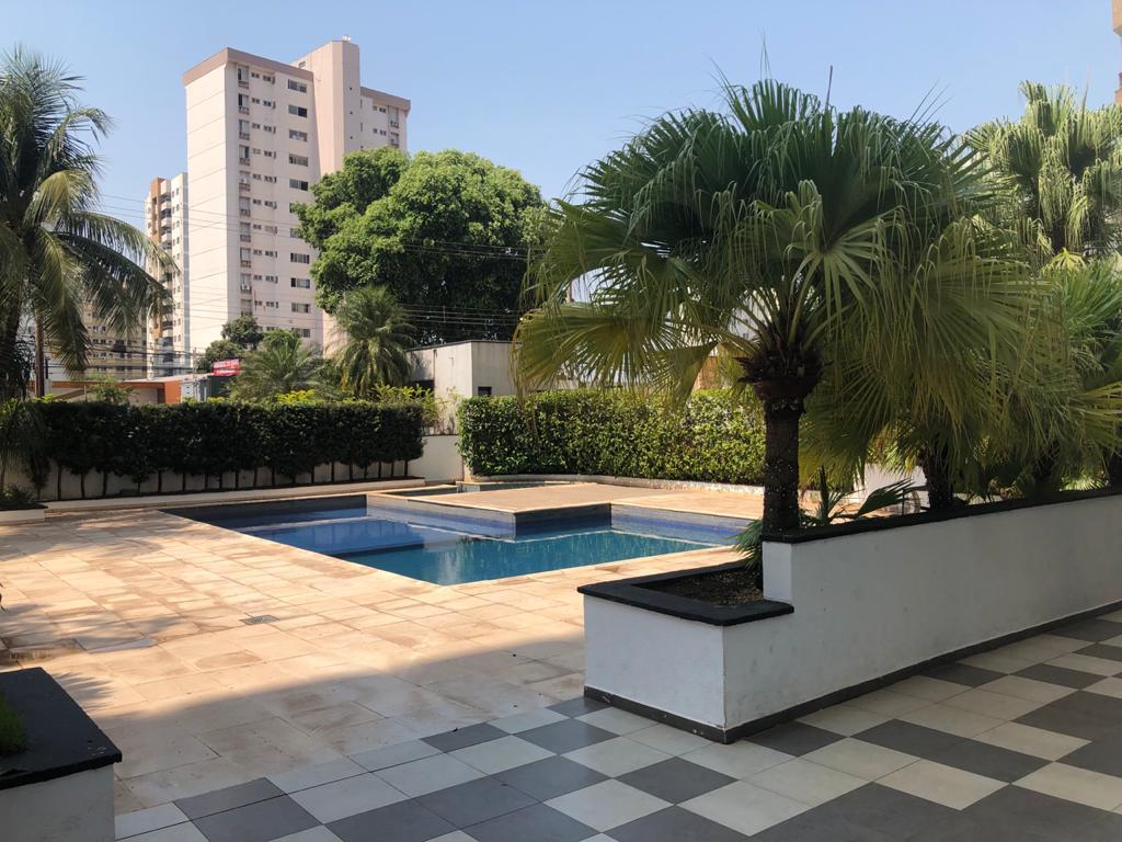 Apartamento à venda,  com 3 quartos sendo 1 suite no Quilombo em Cuiabá MT 101 12194