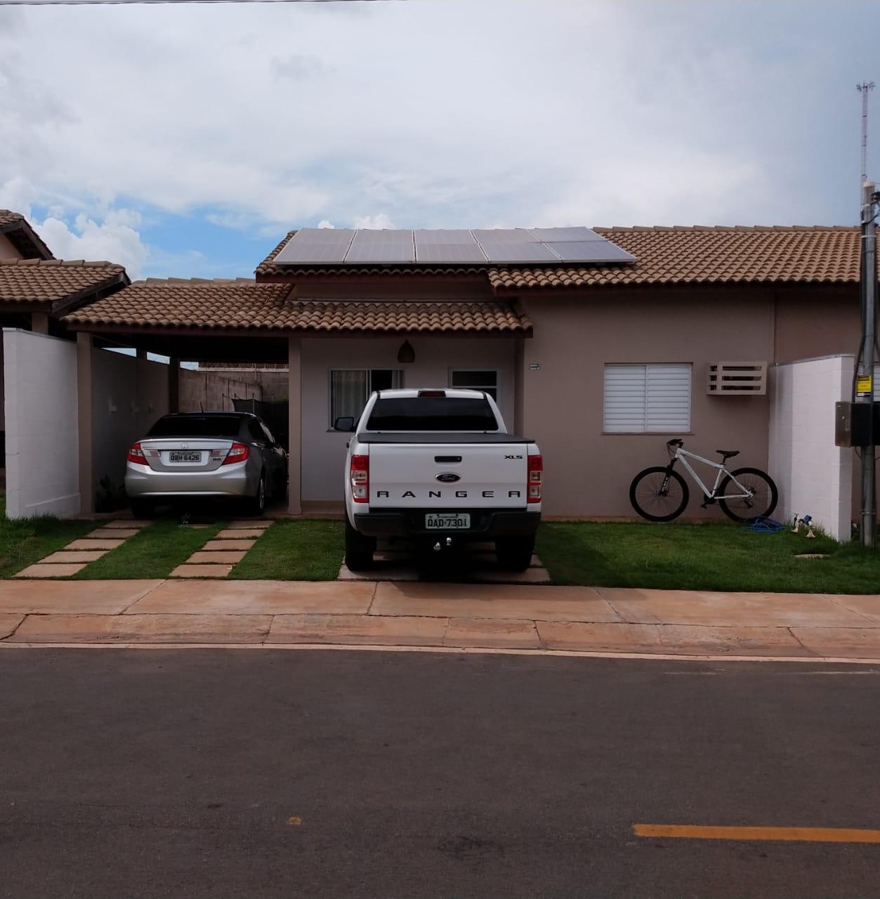 Casa  com 2 quartos no CONDOMINIO VILA NOVA, Várzea Grande  - MT