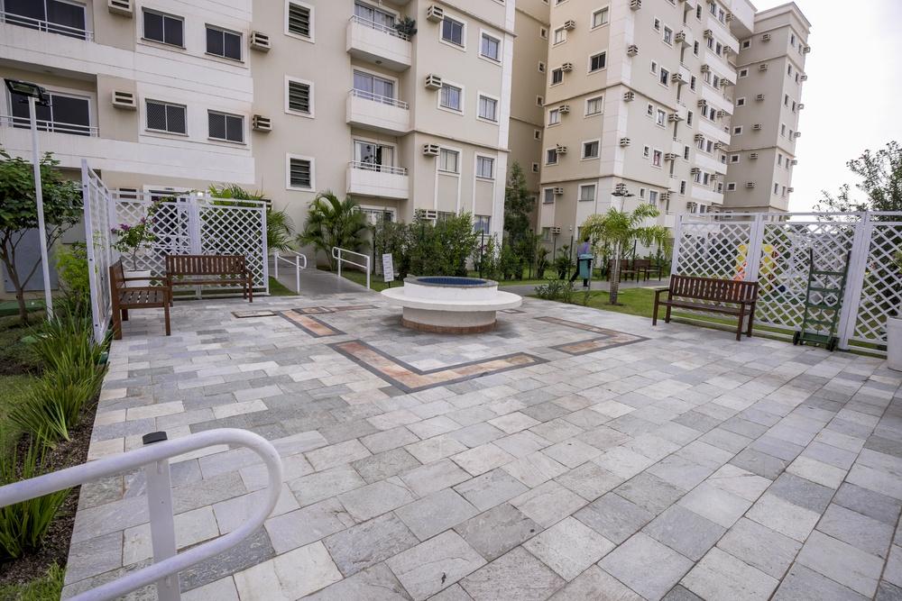 Apartamento à venda,  com 3 quartos sendo 1 suite no PIAZZA DI INAPOLI em Cuiabá MT 101 12281