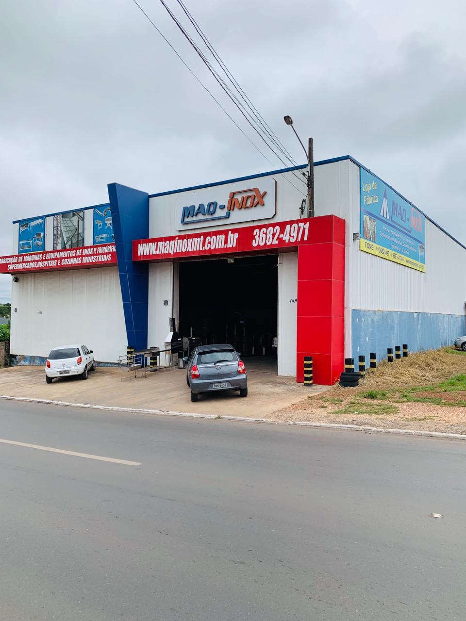 Galpão à venda,  no Centro norte Várzea Grande em Várzea Grande MT 101 12305