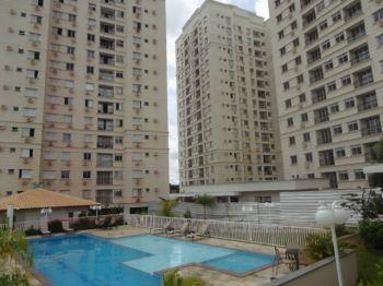 Apartamento à venda,  com 2 quartos sendo 1 suite no GARDEN BOSQUE DA SAÚDE em Cuiabá MT 101 12311
