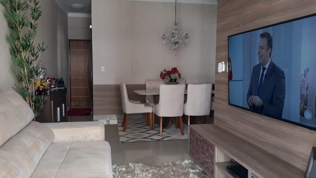 Apartamento à venda,  com 2 quartos sendo 1 suite no CONDOMÍNIO ADELIA em Cuiabá MT 101 12322