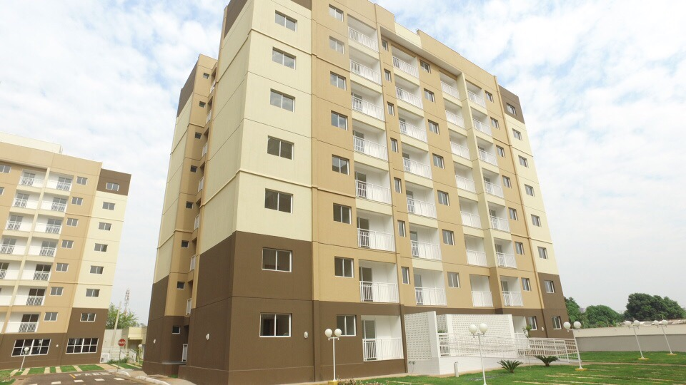 Apartamento à venda,  com 2 quartos no Torres Ville D'Itália em Cuiabá MT 101 12345