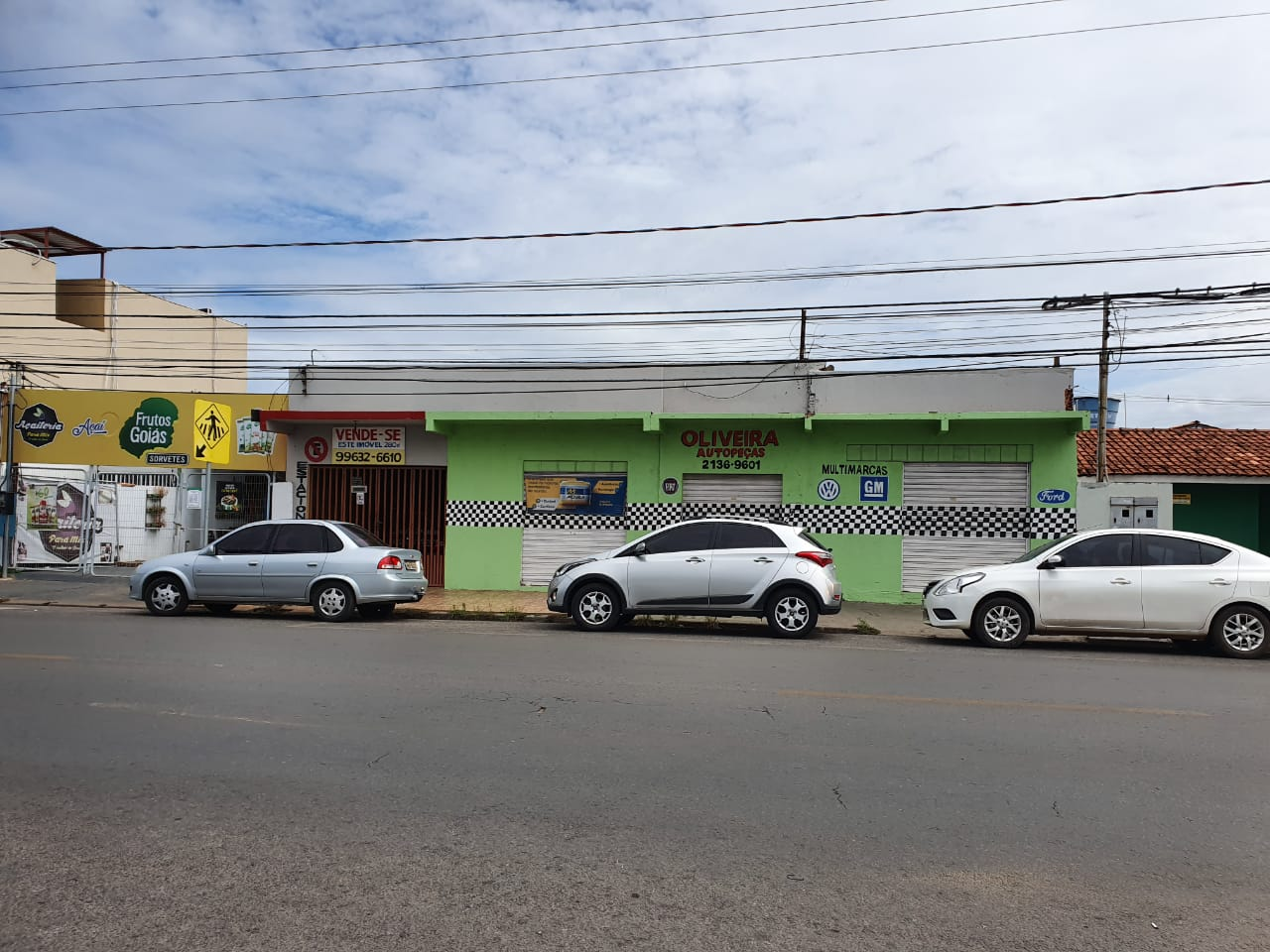 Ponto comercial à venda,  com 1 quarto no CPA 2 em Cuiabá MT 101 12362