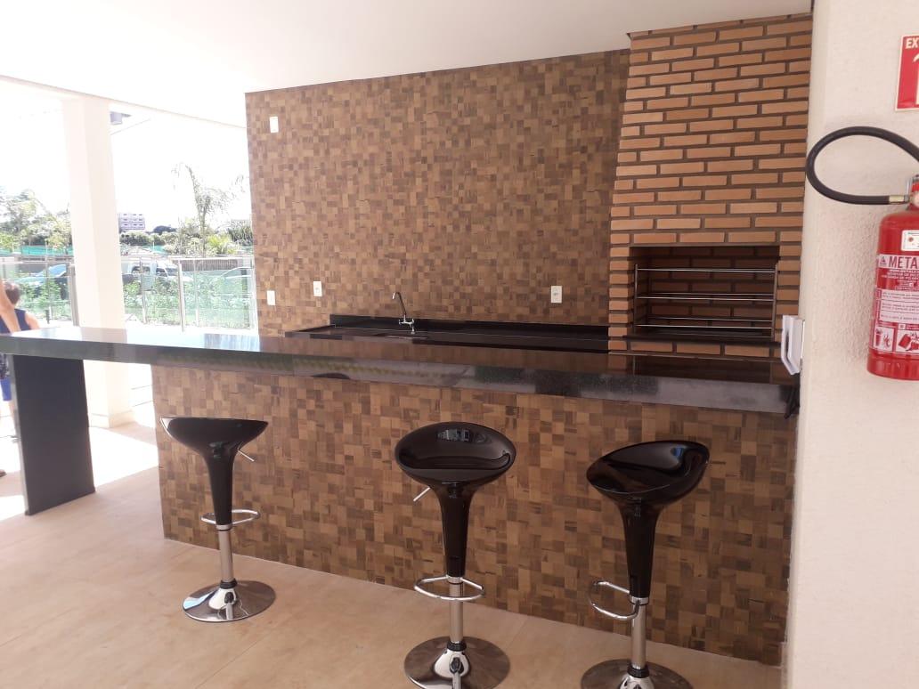 Apartamento para aluguel,  com 2 quartos no MORADA DO OURO em Cuiabá MT 101 12371