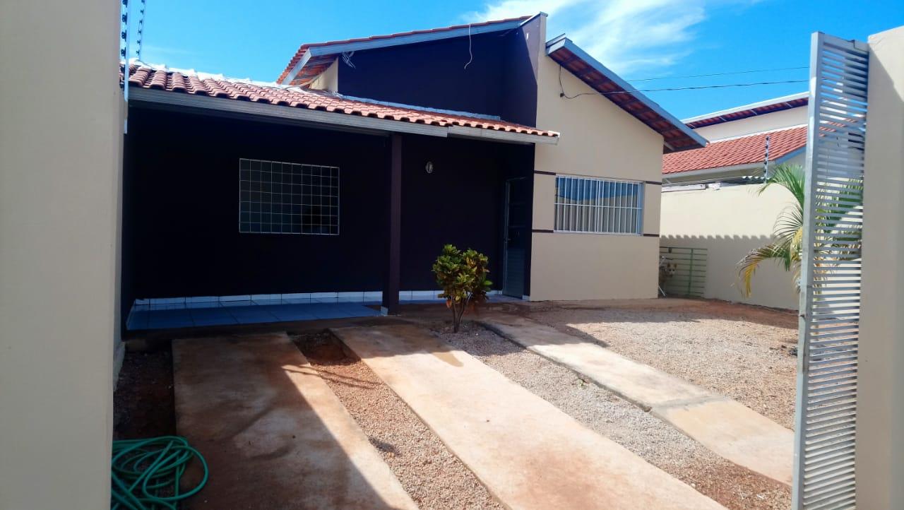 Casa para aluguel,  com 2 quartos no PARQUE DAS AMERICAS em Várzea Grande MT 101 12372