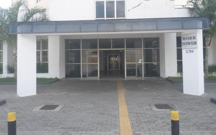 Sala para aluguel,  com 1 quarto no EDIFICIO WORK TOWER em Cuiabá MT 101 12390