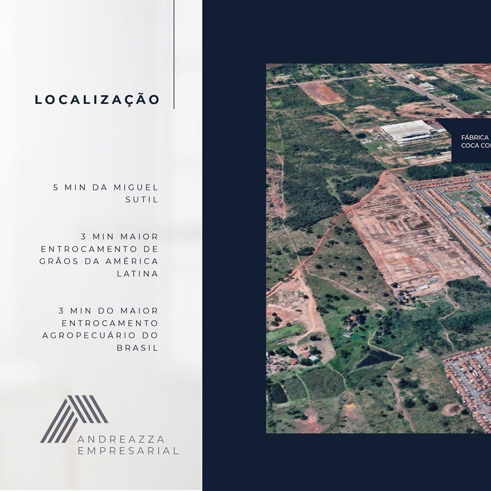 Área Urbana  no Andreazza Empresarial, Várzea Grande  - MT