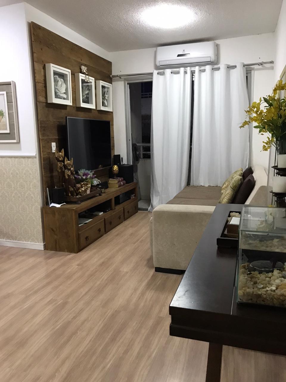 Apartamento à venda,  com 3 quartos sendo 1 suite no PIAZZA DI NAPOLI em Cuiabá MT 101 12466