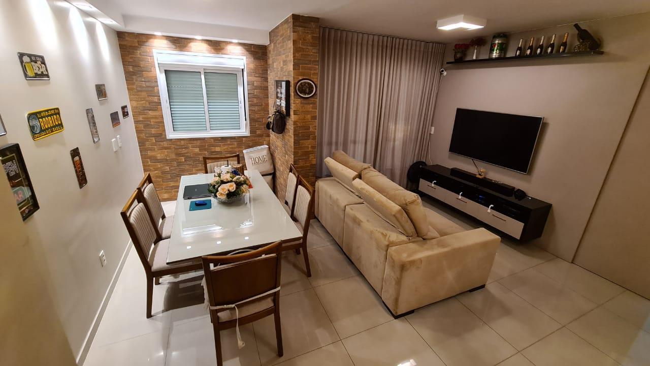 Apartamento à venda,  com 2 quartos sendo 1 suite no Jardim das Americas em Cuiabá MT 101 12475