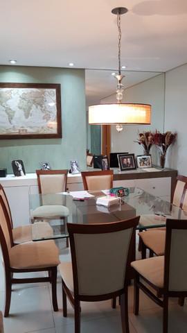 Apartamento à venda,  com 3 quartos sendo 3 suites no Quilombo em Cuiabá MT 101 12485