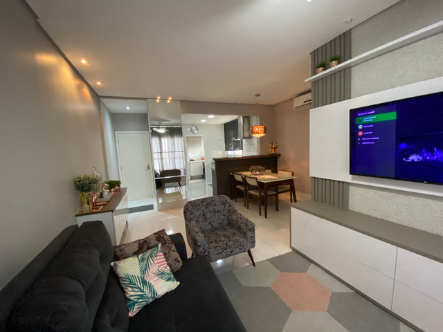 Apartamento à venda,  com 3 quartos sendo 2 suites no Jardim Aclimação em Cuiabá MT 101 12500