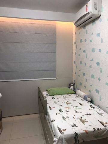 Apartamento  com 3 quartos sendo 3 Suítes no Jardim Aclimação, Cuiabá  - MT