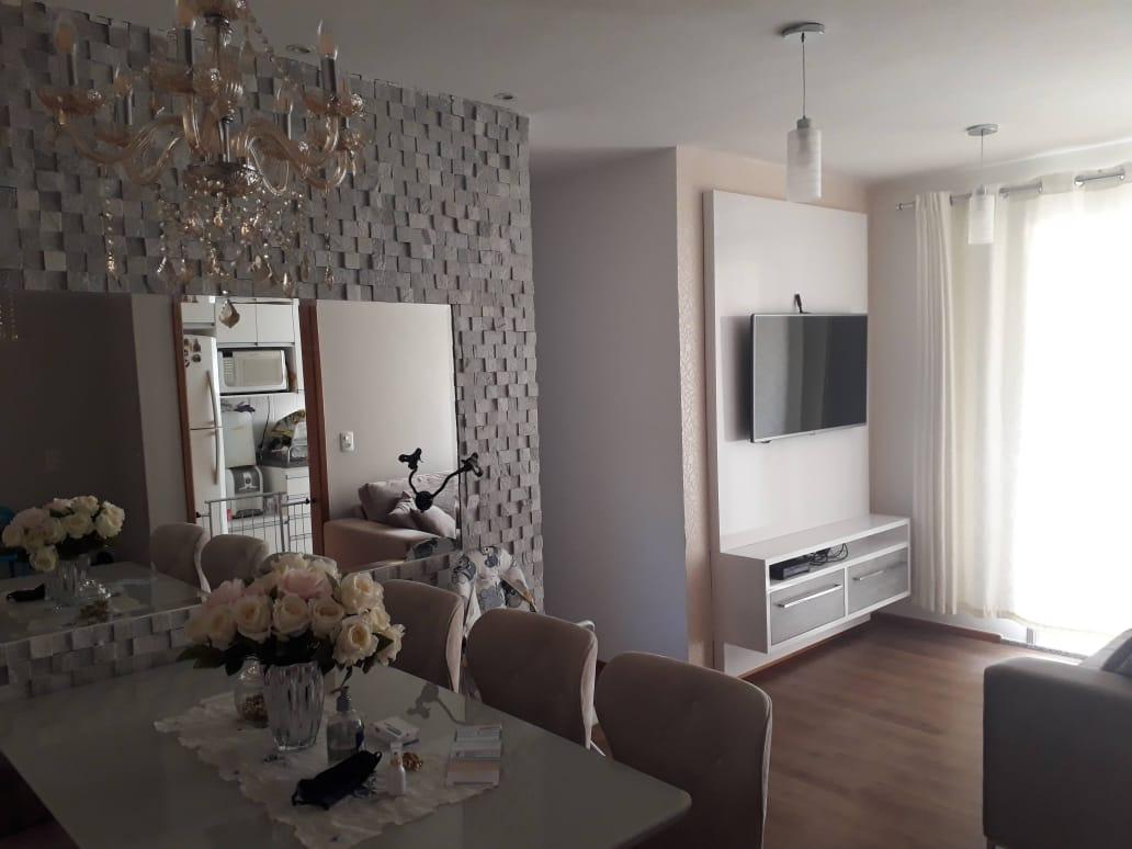 Apartamento à venda,  com 3 quartos sendo 1 suite no Despraiado em Cuiabá MT 101 12519