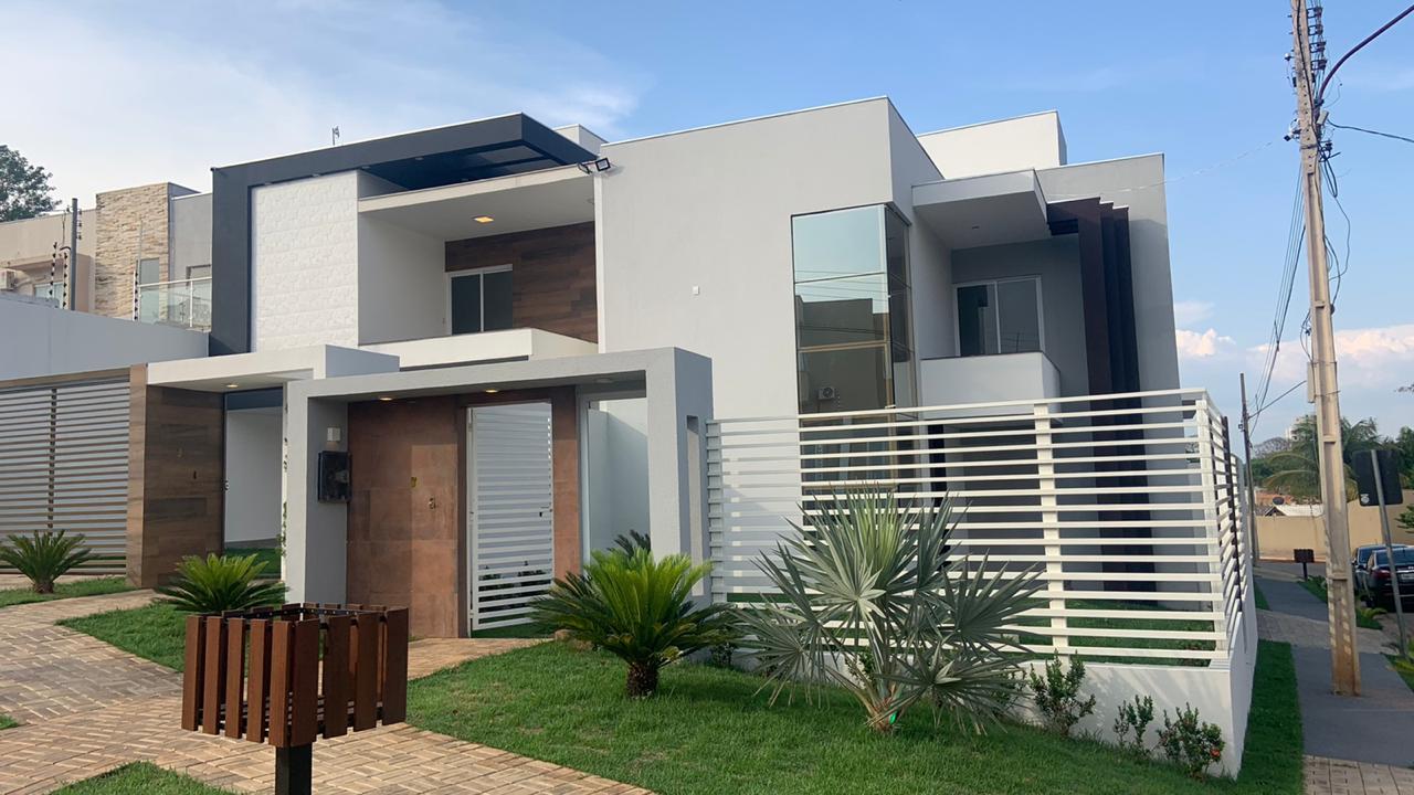 Casa à venda,  com 3 quartos sendo 3 suites no Santa Rosa em Cuiabá MT 101 12524