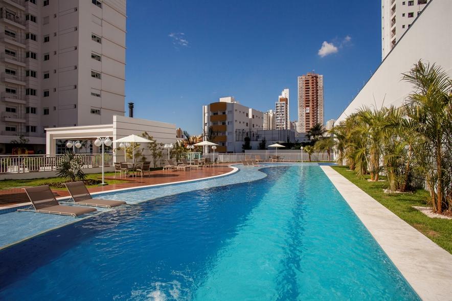 Apartamento à venda,  com 3 quartos sendo 3 suites no Quilombo em Cuiabá MT 101 12538