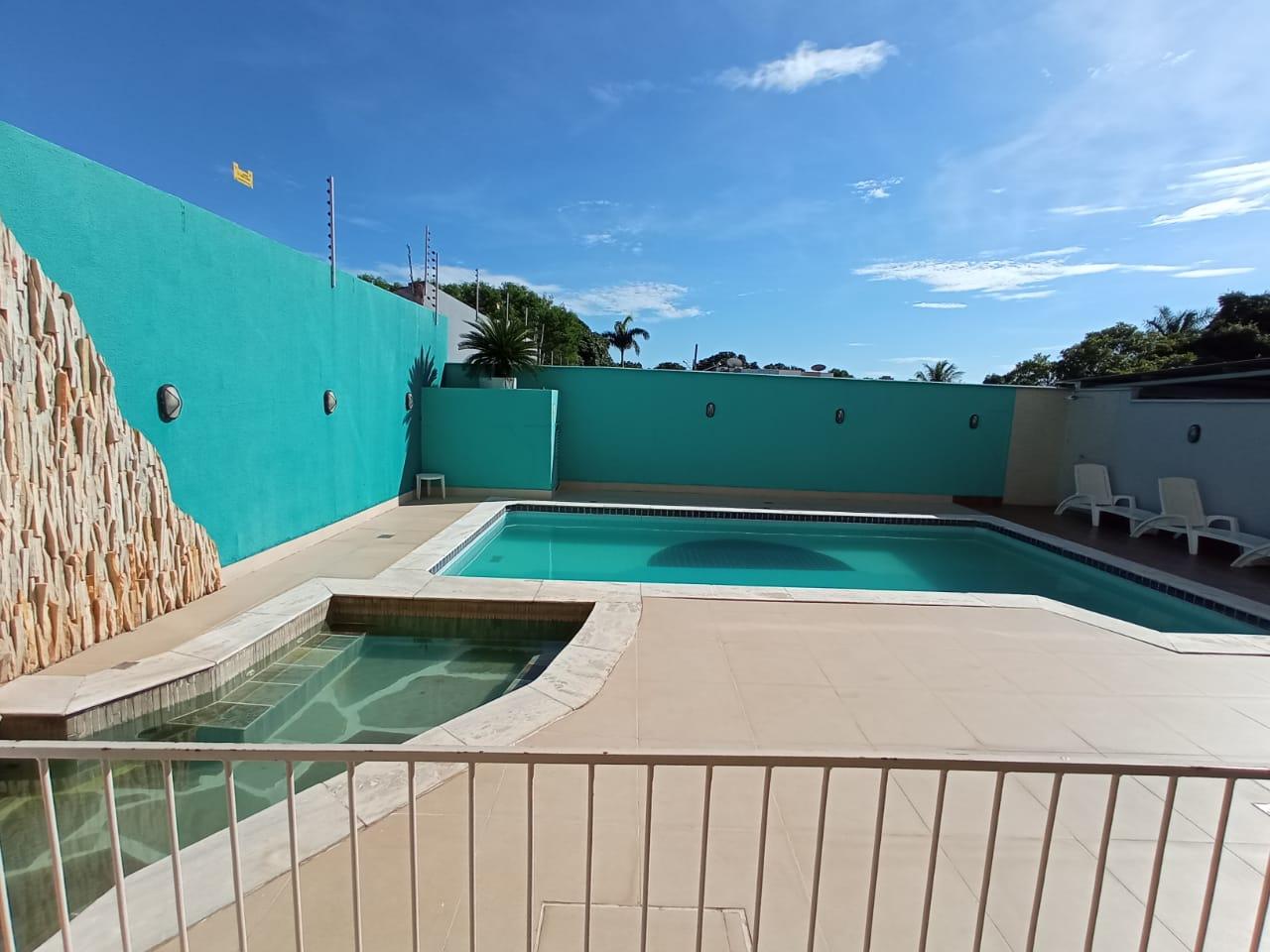 Apartamento para aluguel,  com 3 quartos sendo 1 suite no Jardim Mariana em Cuiabá MT 101 12610