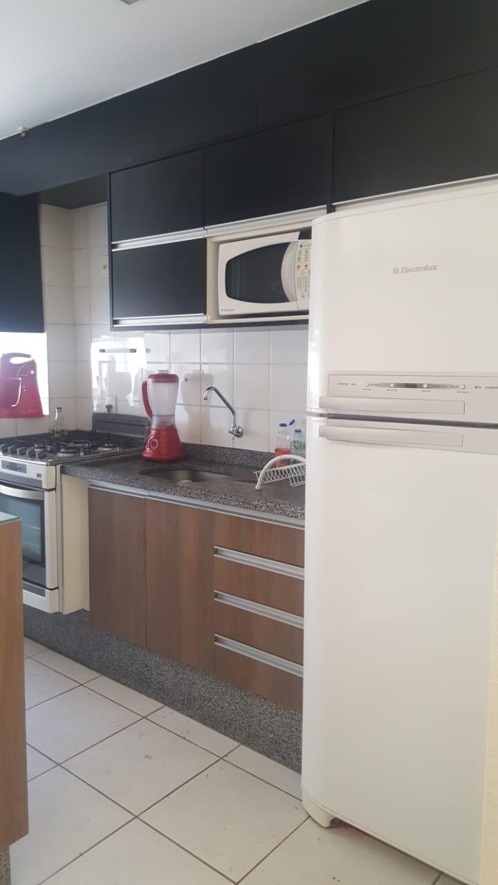 Apartamento para aluguel,  com 3 quartos sendo 1 suite no GARDEN BOSQUE DA SAUDE em Cuiabá MT 101 12623