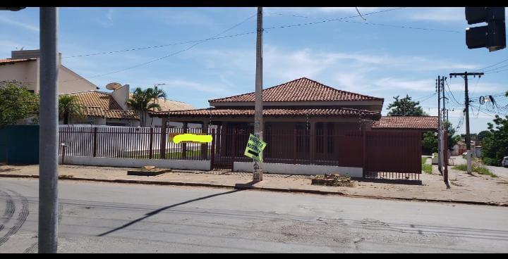 Casa  com 6 quartos sendo 4 Suítes no Costa Verde, Várzea Grande  - MT