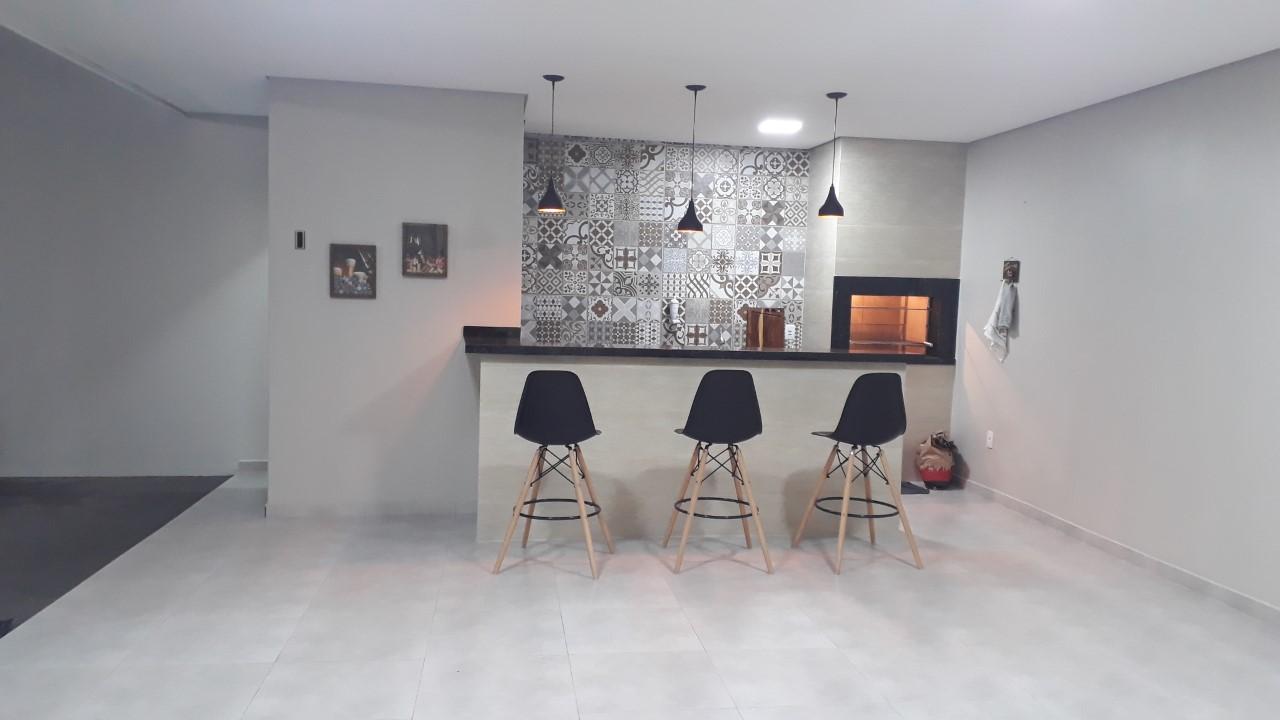 Casa  com 3 quartos sendo 1 Suíte no Real Parque, Cuiabá  - MT