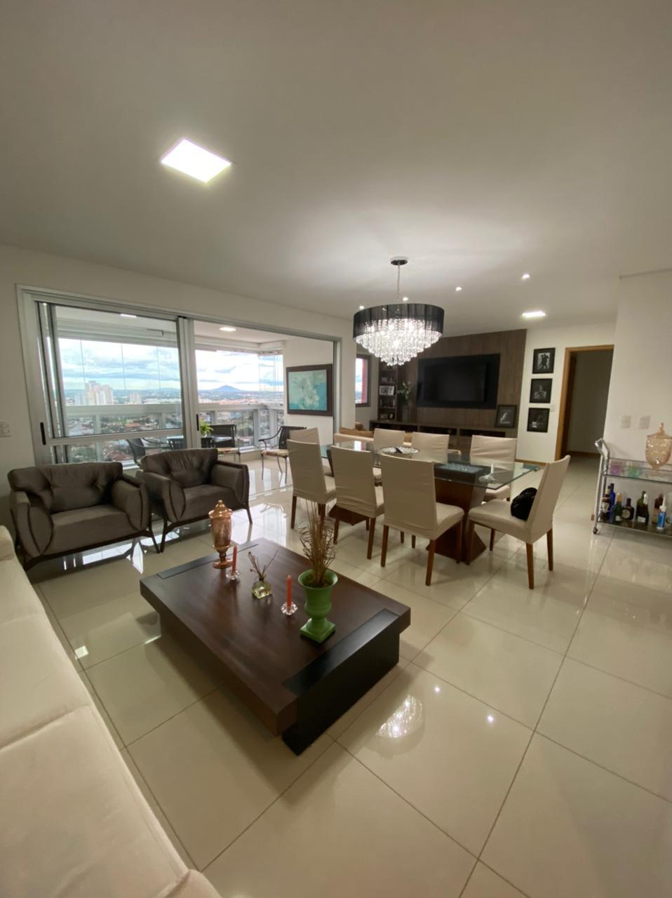 Apartamento à venda,  com 3 quartos sendo 3 suites no Jardim Cuiaba em Cuiabá MT 101 12691