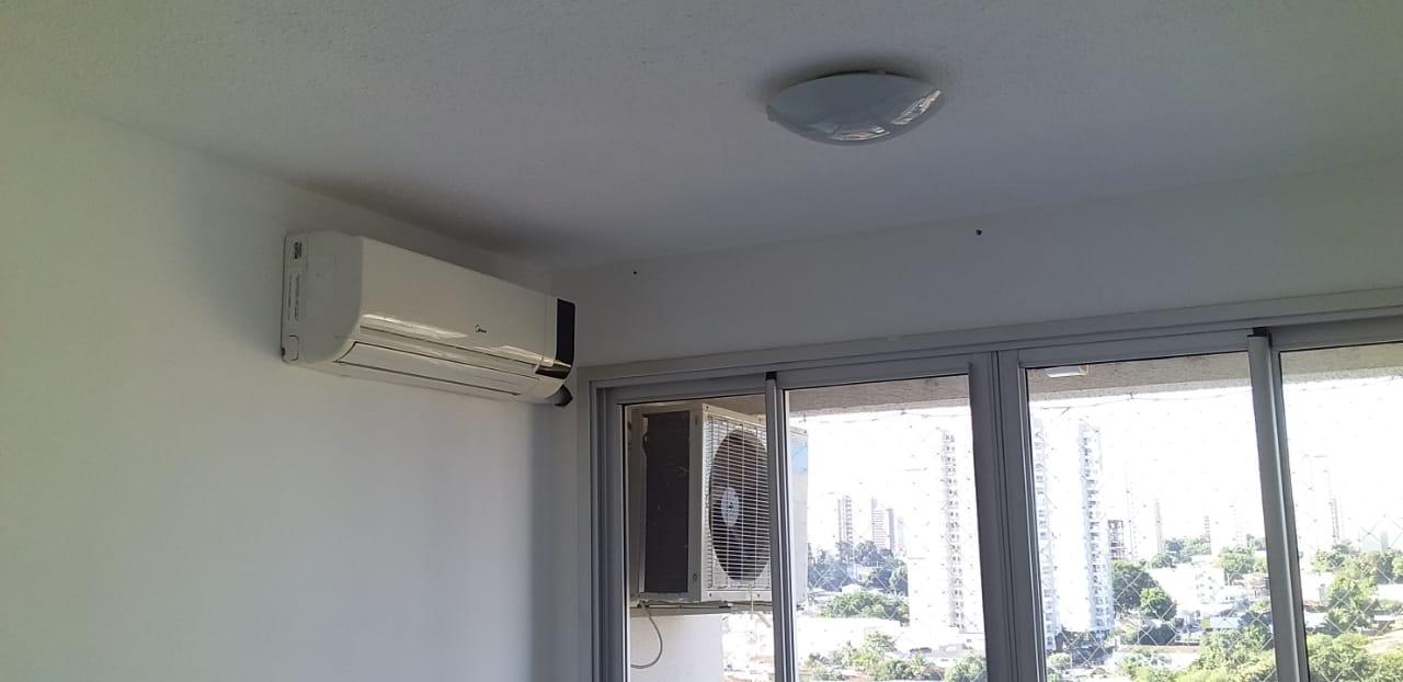 Apartamento para aluguel,  com 3 quartos sendo 1 suite no Goiabeiras em Cuiabá MT 101 12764