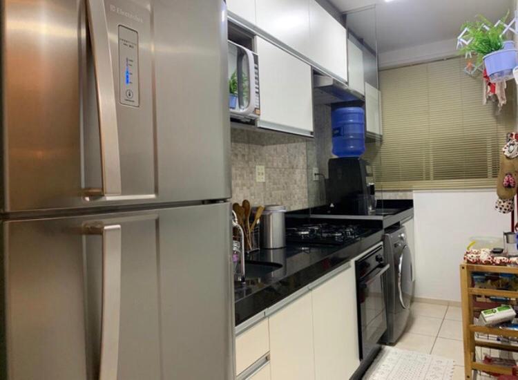 Apartamento à venda,  com 2 quartos no Ponte Nova em Várzea Grande MT 101 12861