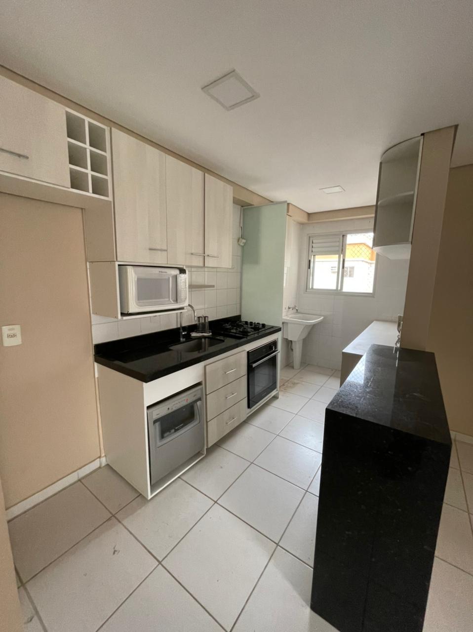 Apartamento para aluguel,  com 3 quartos sendo 1 suite no Porto em Cuiabá MT 101 12872