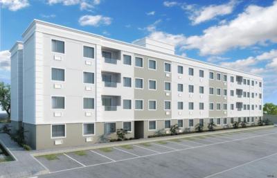 Apartamento  com 2 quartos no Jardim Leblon, Cuiabá  - MT
