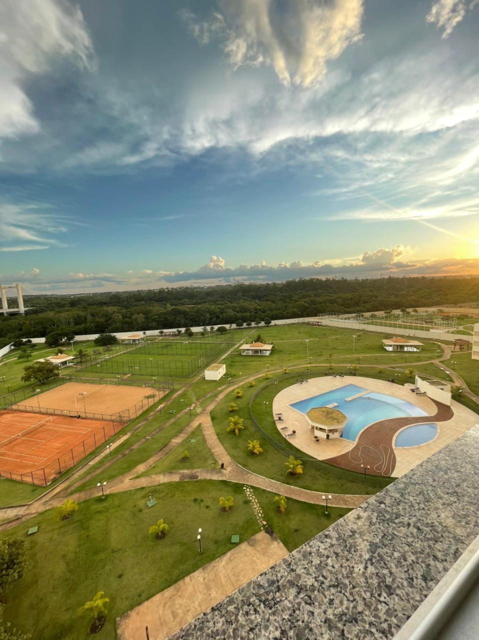 Apartamento para aluguel,  com 3 quartos sendo 1 suite no Grande Terceiro em Cuiabá MT 101 12900