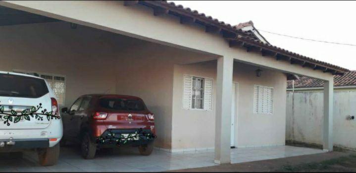 Casa  com 3 quartos sendo 1 Suíte no Jardim Novo Mundo, Várzea Grande  - MT