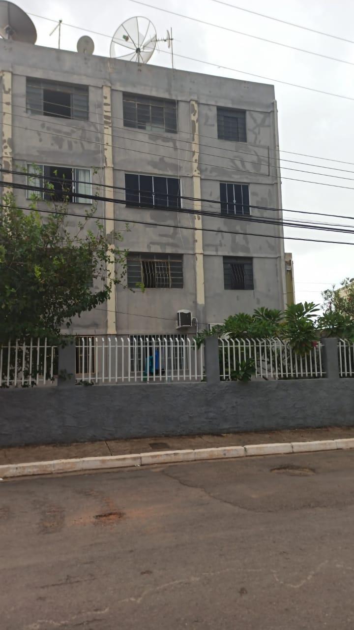 Apartamento à venda,  com 2 quartos no Residencial Santa Inês em Cuiabá MT 101 12936