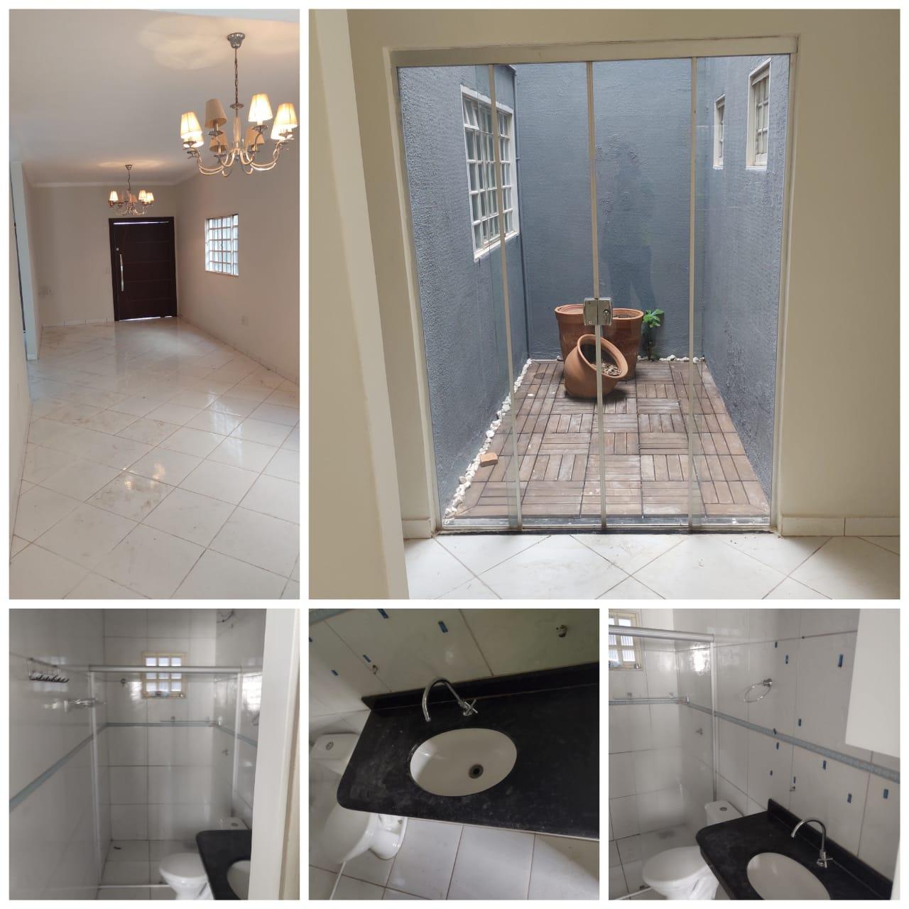 Casa para aluguel,  com 3 quartos sendo 1 suite no Jardim Costa Verde em Várzea Grande MT 101 13009