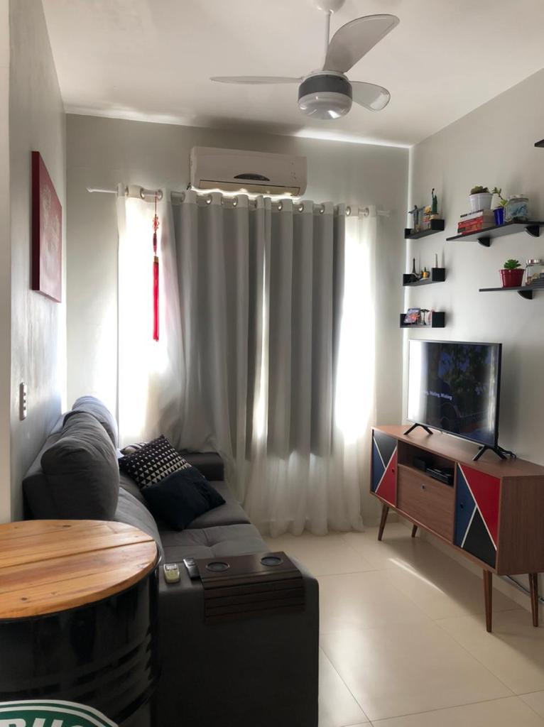 Apartamento à venda,  com 1 quarto no Bosque da Saúde em Cuiabá MT 101 13015