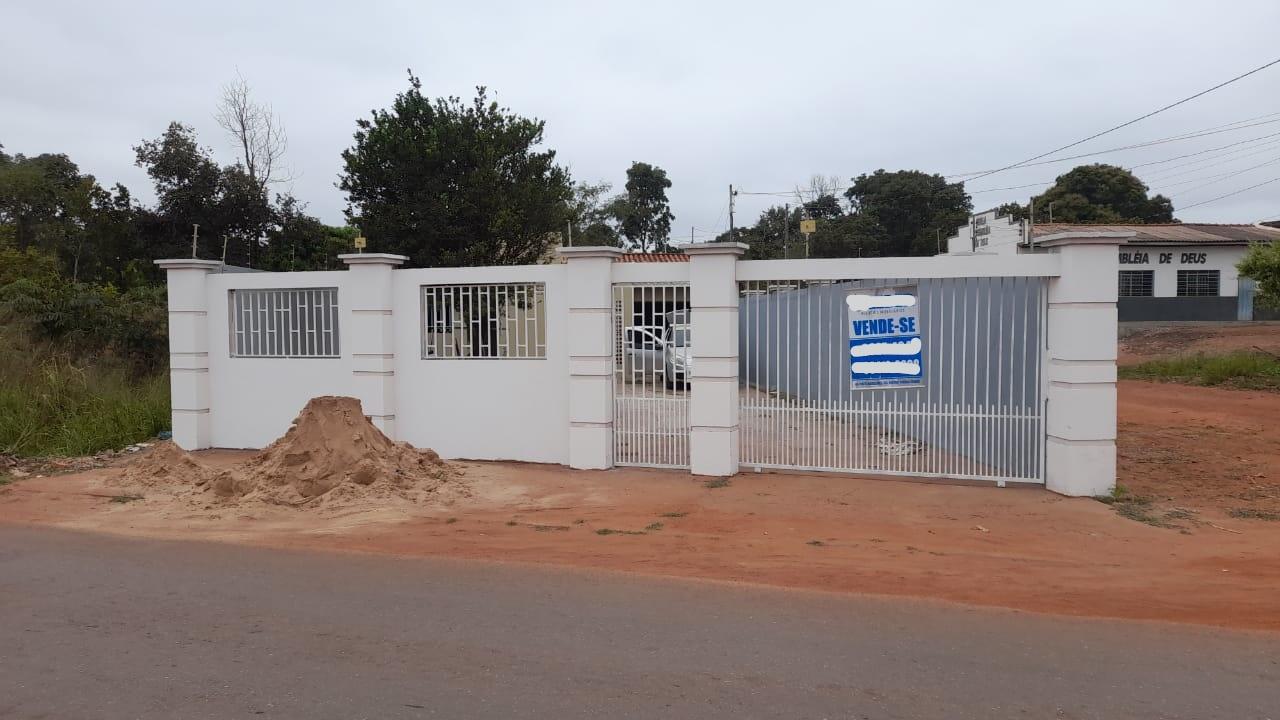 Casa à venda,  com 2 quartos no CAPAO GRANDE em Várzea Grande MT 101 13056