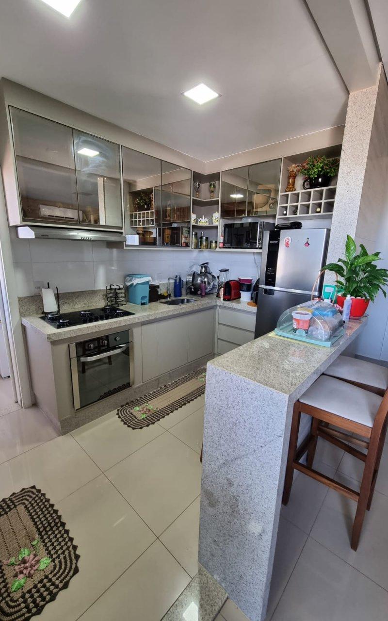 Apartamento à venda,  com 3 quartos sendo 2 suites no Jardim Guanabara em Cuiabá MT 101 13093