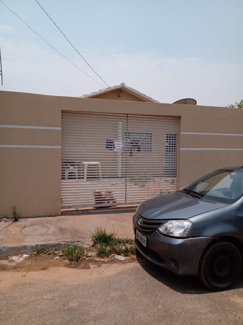 Casa à venda,  com 2 quartos no JULIO DOMINGOS DE CAMPOS em Várzea Grande MT 101 13121