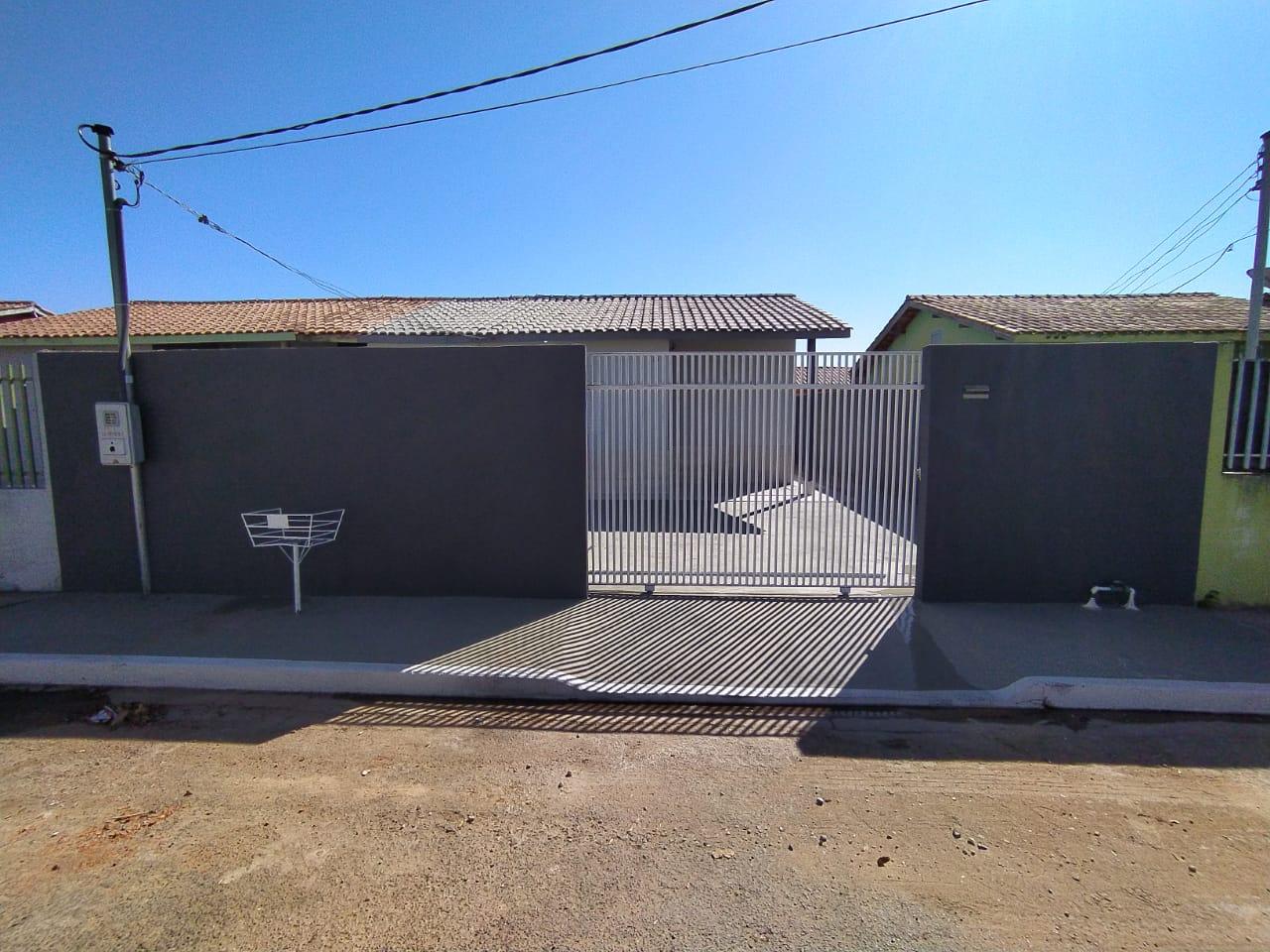Casa à venda,  com 2 quartos sendo 1 suite no Parque Nova Esperança em Cuiabá MT 101 13151