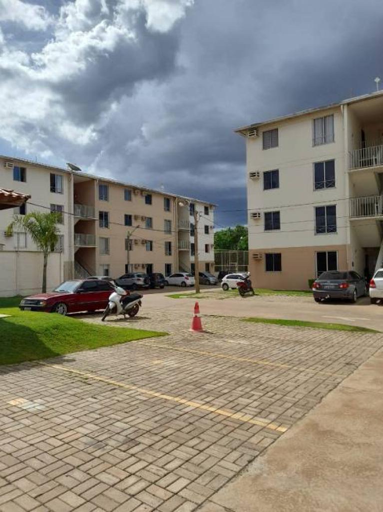 Apartamento para aluguel,  com 2 quartos no Parque Georgia em Cuiabá MT 101 13164
