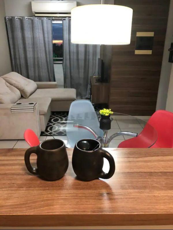Apartamento à venda,  com 3 quartos sendo 1 suite no Parque Universitário em Cuiabá MT 101 13265