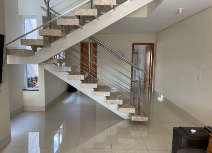 Casa à venda,  com 3 quartos sendo 3 suites em Cuiabá MT 101 13279