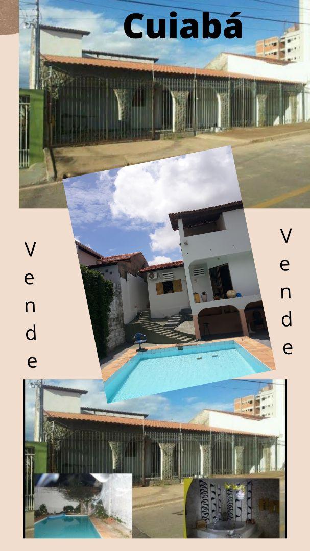 Casa à venda,  com 2 quartos sendo 1 suite em Cuiabá MT 101 13304