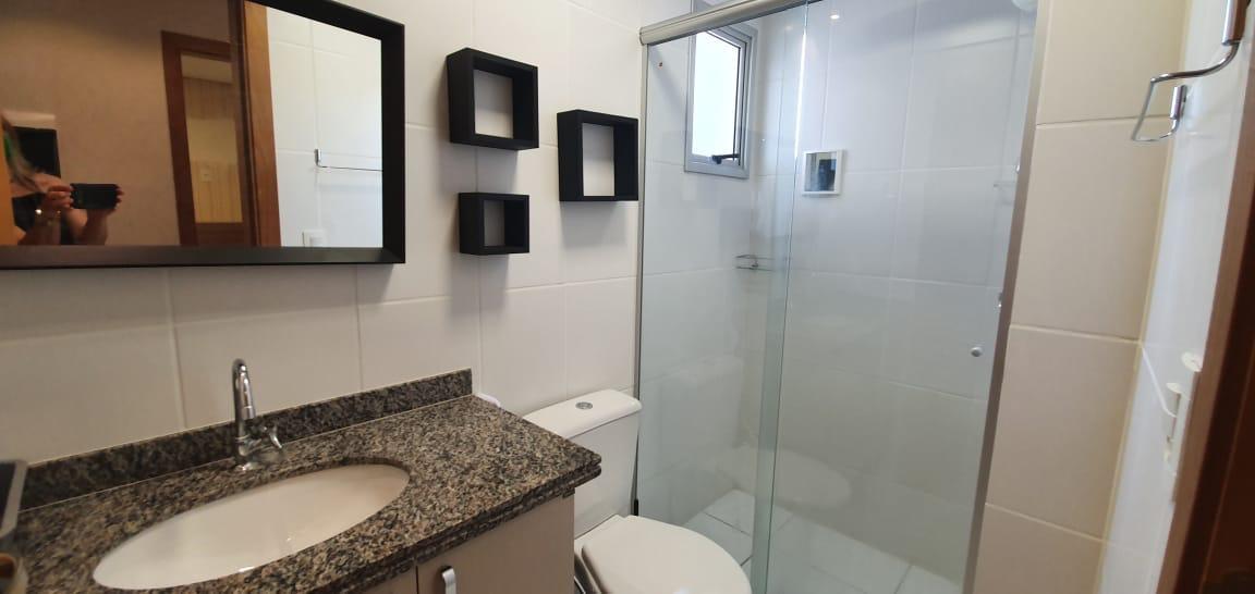 Apartamento para aluguel,  com 2 quartos sendo 1 suite no Jardim Mariana em Cuiabá MT 101 13327