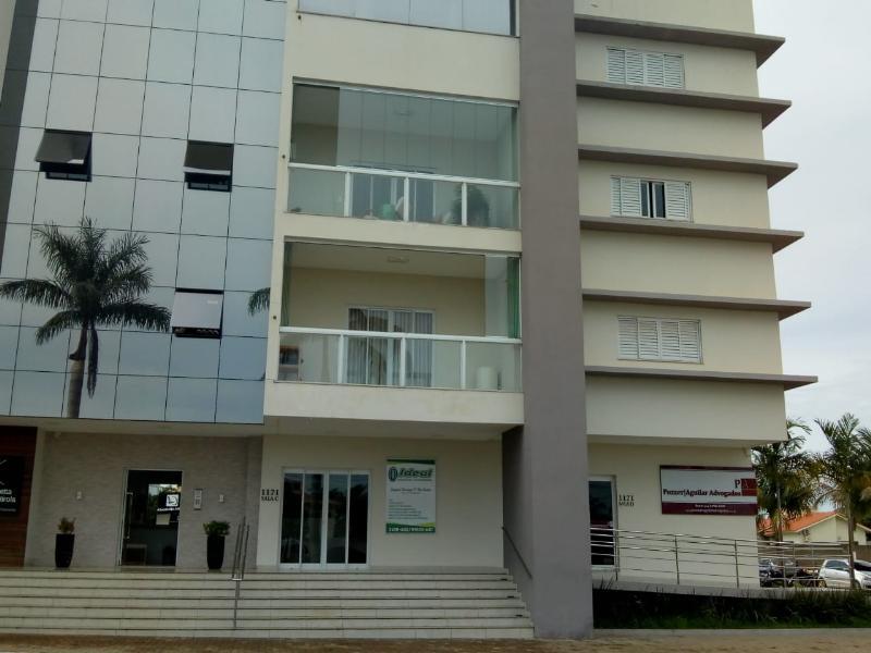 Apartamento  com 3 quartos sendo 1 Suíte no Jardim Riva, Primavera do Leste  - MT